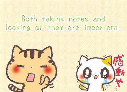 Kansai Cats Sticky Note screenshot 6
