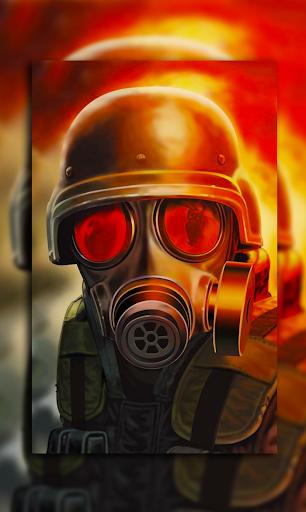 Masks Wallpaper screenshots 1