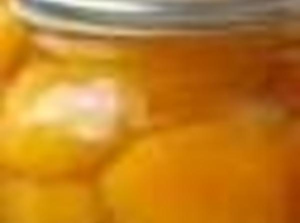 Vanilla Apricots Recipe