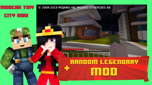 Tiny modern city mod modavailable screenshots 4