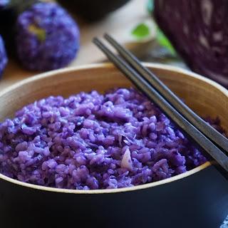 Purple Rice Recipes.