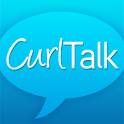 NaturallyCurly.com's CurlTalk icon