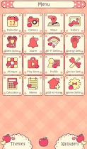 Apples & Gingham Check Theme - screenshot thumbnail 02