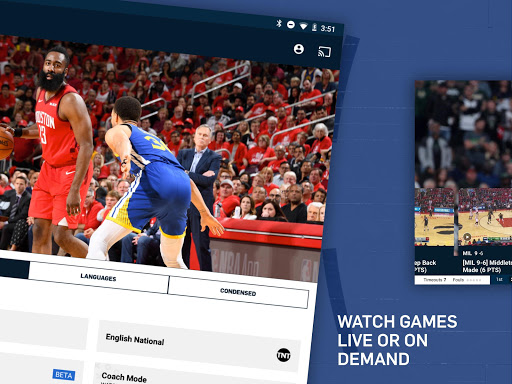 NBA: Live Games & Scores 10.0313 screenshots 9