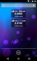 Screenshot of XE Currency