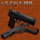 Pocket M1911 Pistol: Virtual Handgun Trainer (game)