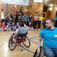 2019-12-03 Paralympijský den pro šesté třídy