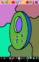 Screenshot of Coloring for Kids - Numbers