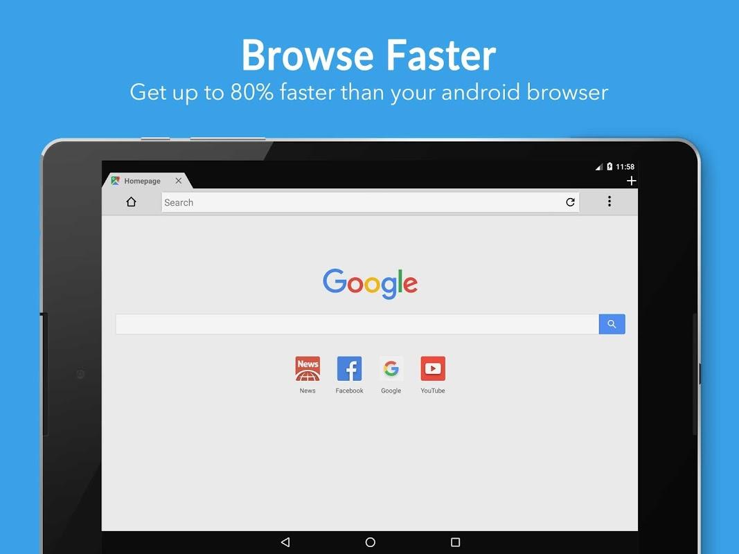 Web Browser & Explorer screenshots