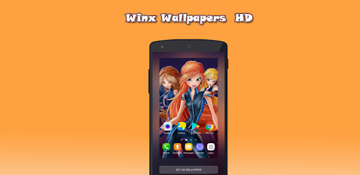 Winx Wallpapers  HD 2018 APK