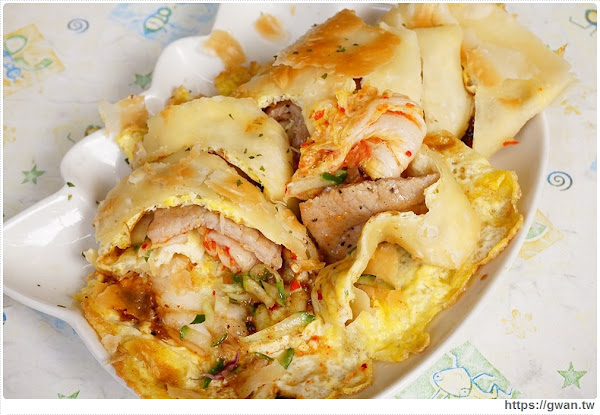 嘉香中西式餐飲 — 走過一定錯過的隱藏版早餐 | C/P值超高的酥皮大蛋餅,每天都想吃
