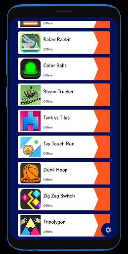 Games Hub - All in one Game 1.3 screenshots 2