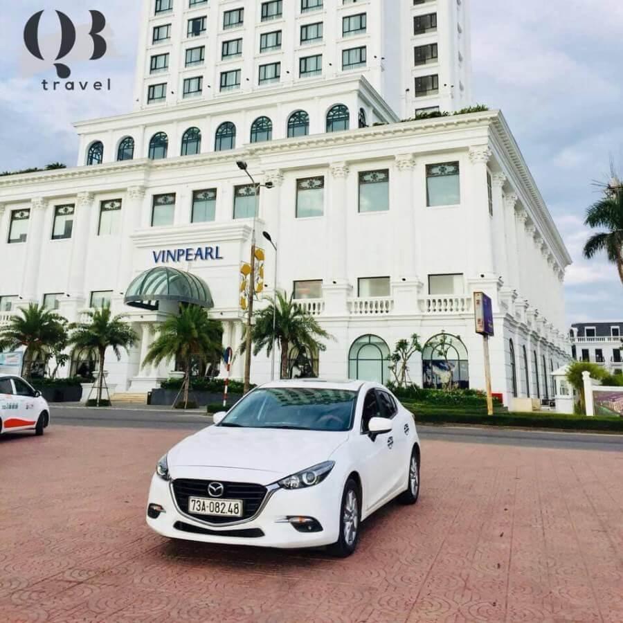 Cho thuê xe 4 chỗ tại Quảng Bình