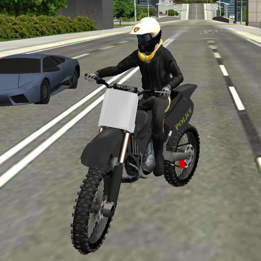 Police Bike City Simulator (game)