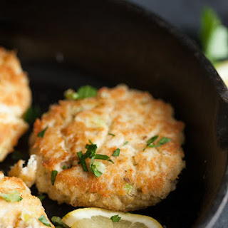 Easy Maryland Crab Cakes.