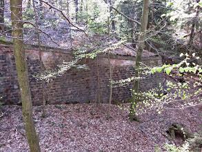 Photo: Drachenbronn, ouvrage du Hochwald, fossé antichars