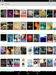 Open eBooks- screenshot thumbnail