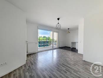 Appartement 2 pièces 43,83 m2