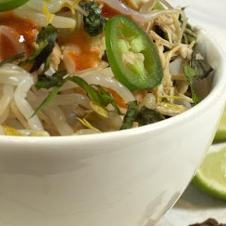 Simple Slow Cooker Pho.