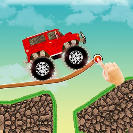 Draw Road: Drive & Climb