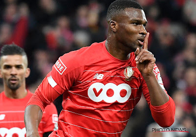 Obbi Oulare zou volgend seizoen bij Standard blijven
