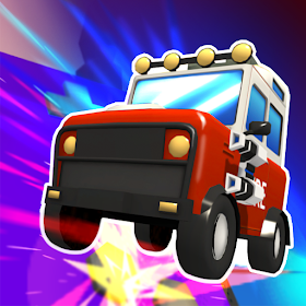 Firefighter Trials Racer 3D