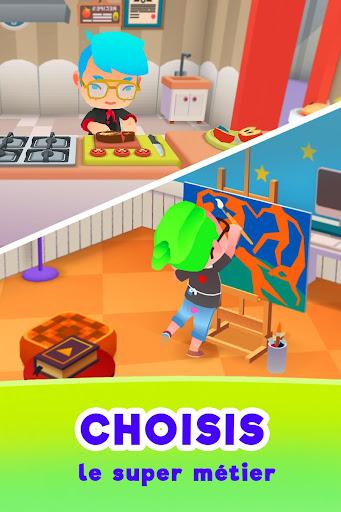 Idle Life Sim - Jeux Simulator Vie Virtuelle screenshot 2