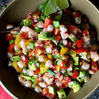 Mexican Shrimp Salsa Recipes