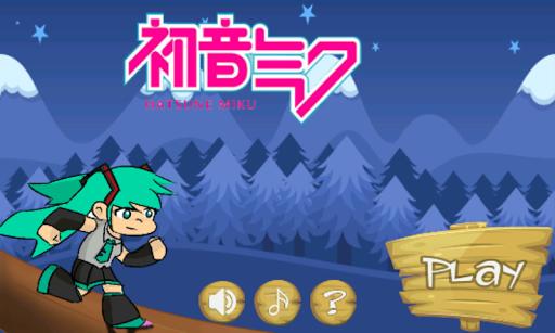 Hatsune Miku - Running Games