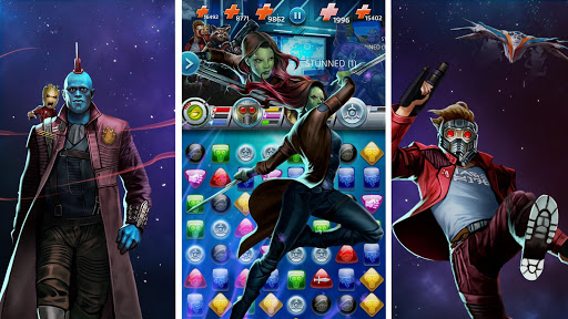 MARVEL Puzzle Quest: Join the Super Hero Battle! 207.535654 screenshots 8