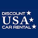 Discount USA Car Rental icon