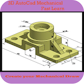 AutoCAD Mechanical Drawings