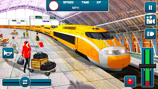 Super Metro Train Uphill Simulator Drive 3D free apkpoly screenshots 2