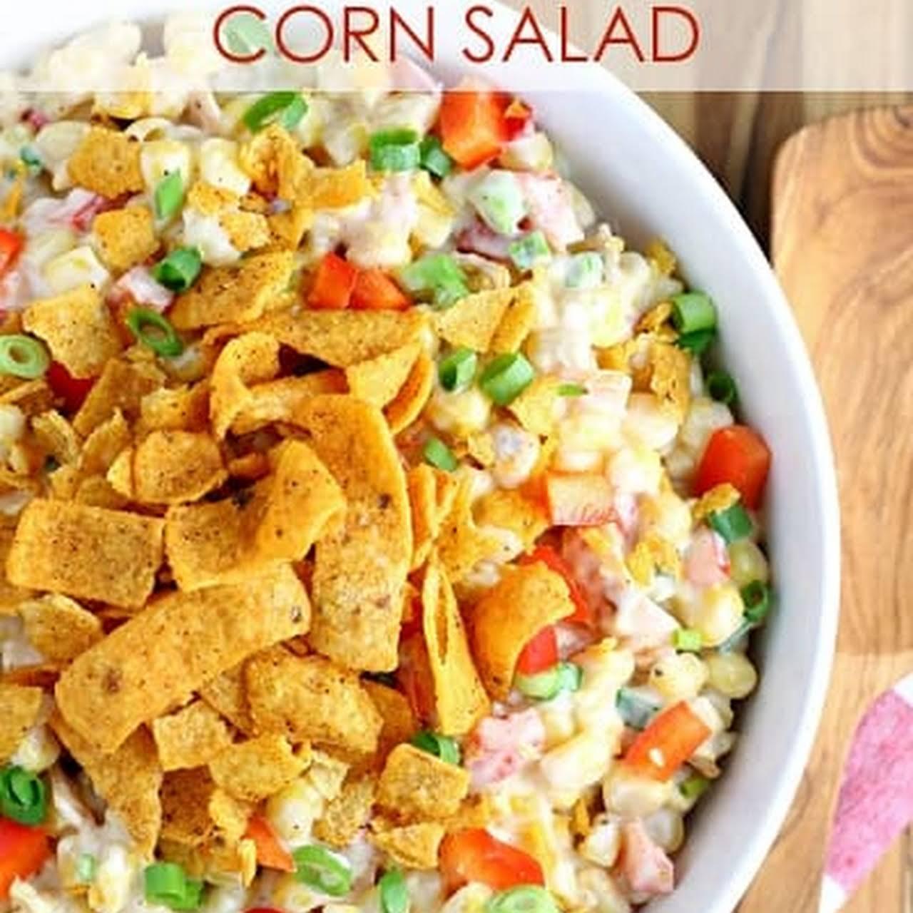 Corn Salad Recipe With Mayo And Fritos