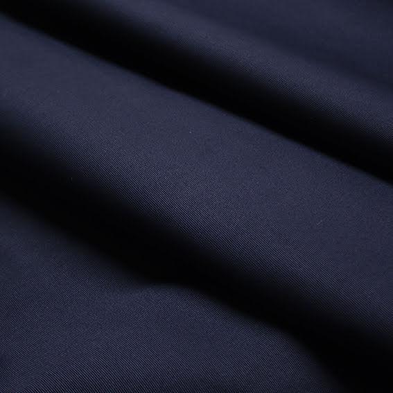 Polycotton Canvas - mörkblå