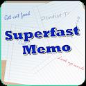 Superfast Memo icon