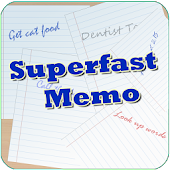Superfast Memo
