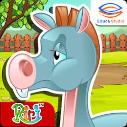Cerita Anak: Keledai Dungu