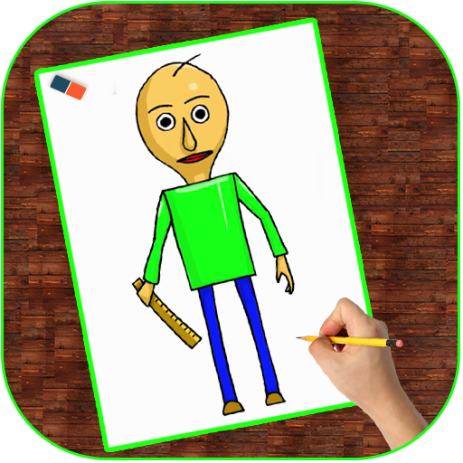 About: How To Draw Baldi (Google Play version) | How To ...