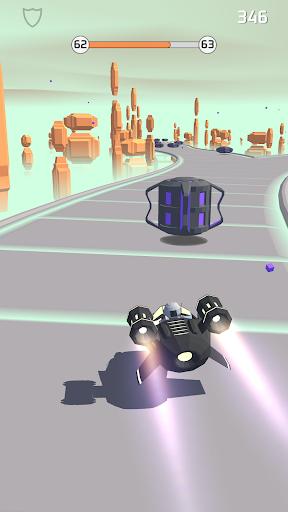 Bob's Cloud Race: Casual low poly game 1.014.00 screenshots 5