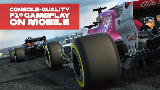 F1 Mobile Racing 1.4.2 Apk Mod + Data (Unlimited Money) Latest Version Download 2
