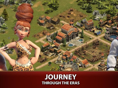 forge of empires apk mod unlimited
