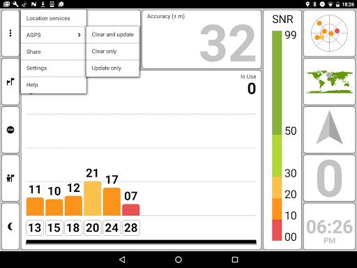 GPS Test screenshot 12