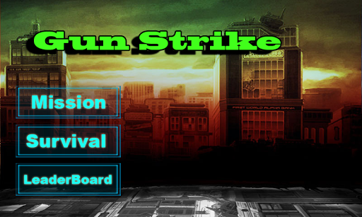 CS Gun Strike: Zombies Return