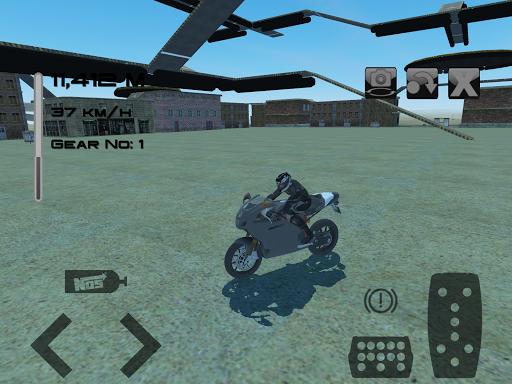 Fast Motorcycle Driver  screenshots 12