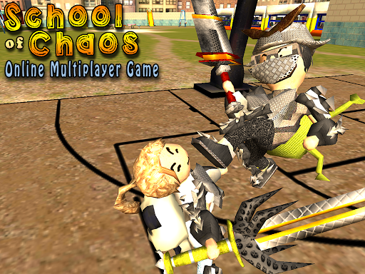 School of Chaos Online MMORPG android2mod screenshots 7