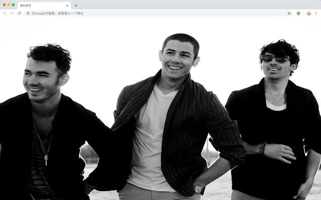 Jonas Brothers Popular Bands HD Themes
