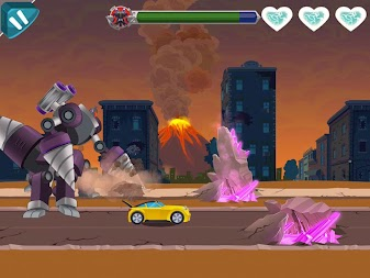 Transformers Rescue Bots: Disaster Dash APK screenshot thumbnail 6