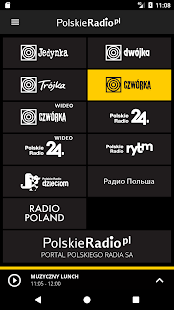 Player Polskie Radio- screenshot thumbnail