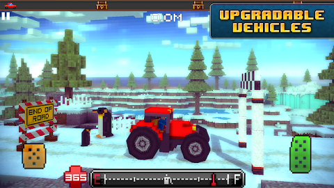 Blocky Roads Screenshot 10